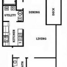 Westside Floor Plan